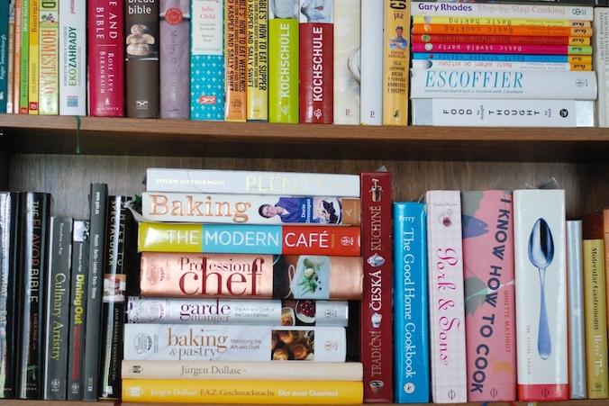 kucharske knihy fotka