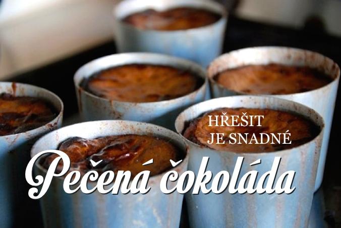 Pečená čokoláda recept