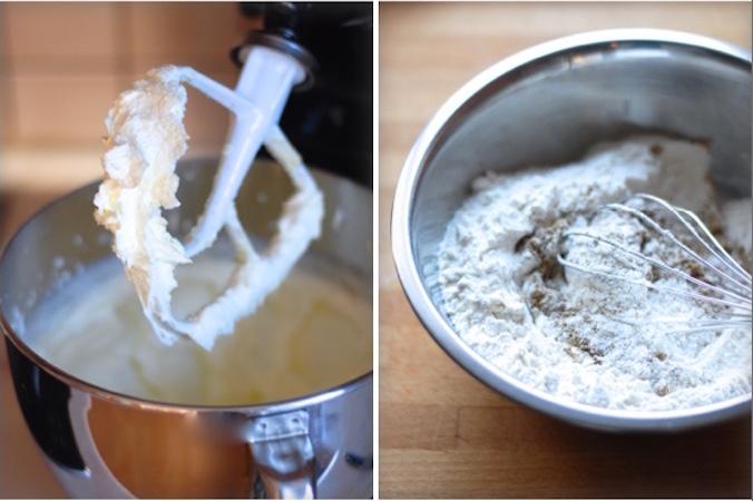 žaludová mouka zpracování těsta