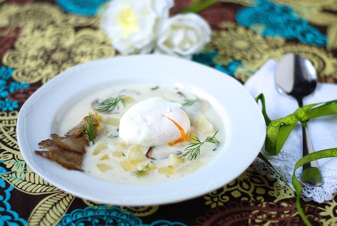 Jak uvařit ztracené vejce