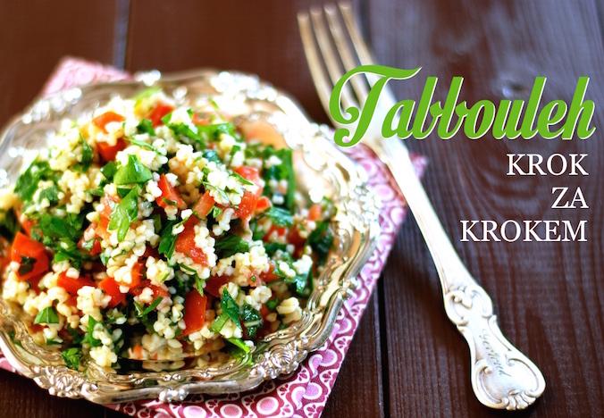 Tabbouleh - bylinkový salát f314b900b6