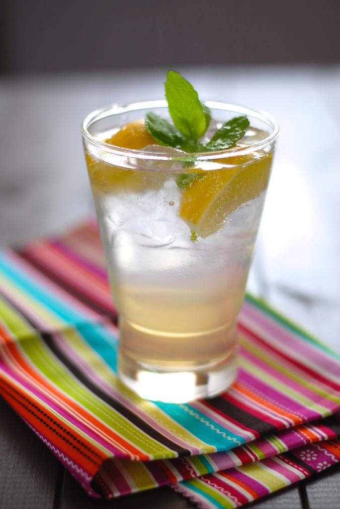 Bezový drink