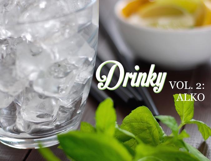 Letní alkoholické drinky