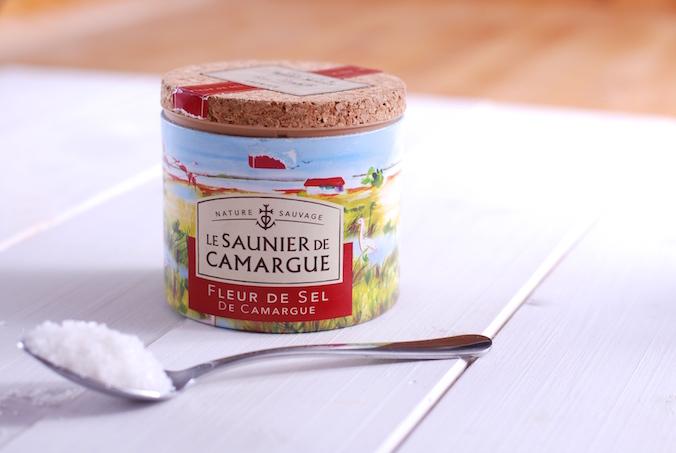 sůl z Camargue
