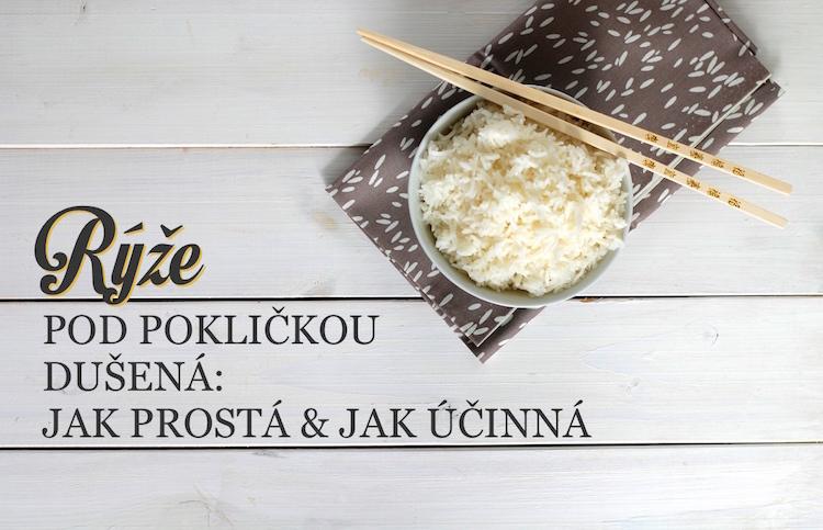 ea7c58ee4d88 Jak uvařit rýži - snadný návod krok za krokem (fotopostup)