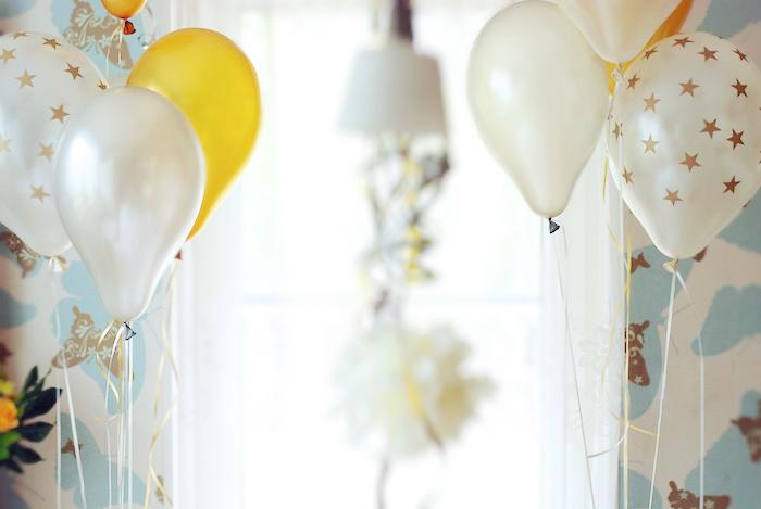 oslava balónky