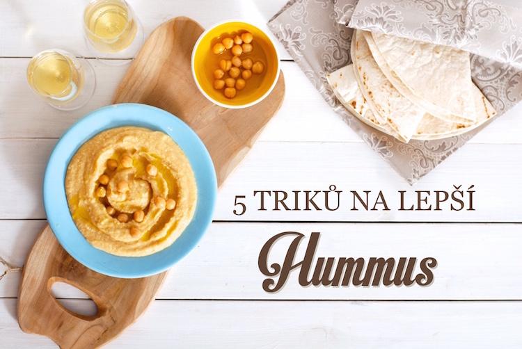 hummus recept