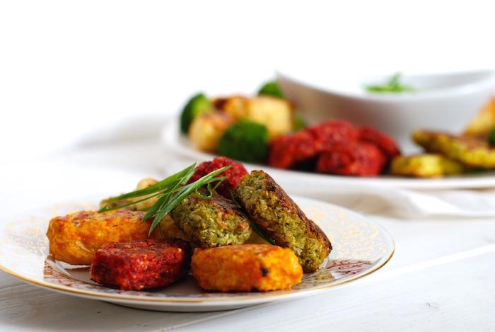 Zeleninové placičky z trouby – Kuchařka pro dceru a9fc71bc36