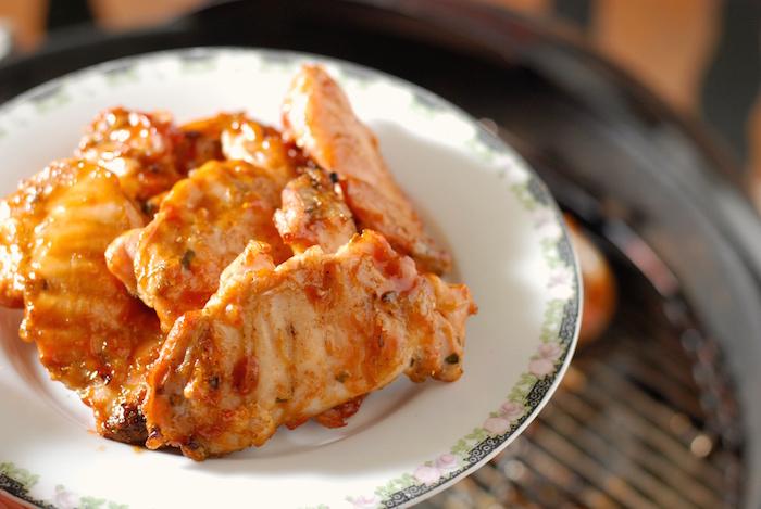 grilovací omáčka na kuře