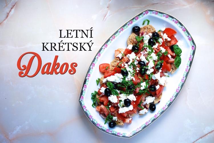 Dakos krétský salát