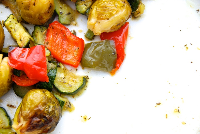 zelenina z plechu