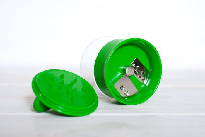 spiralizér zelený