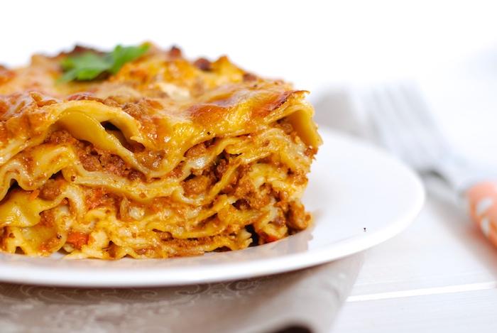 lasagne vrstvy