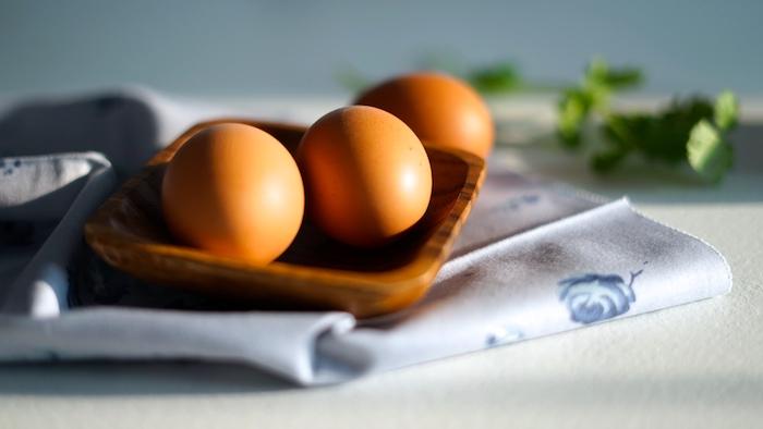 vejce na omeletu