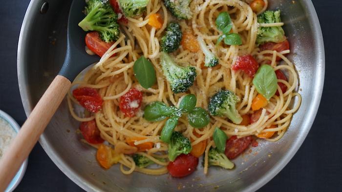 Rajské špagety