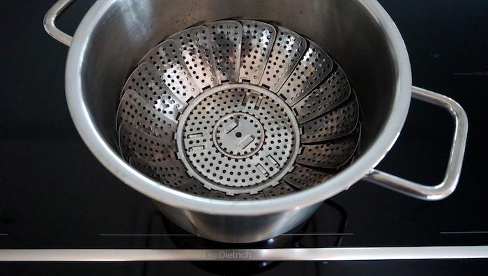 pařáček na vaření brambor
