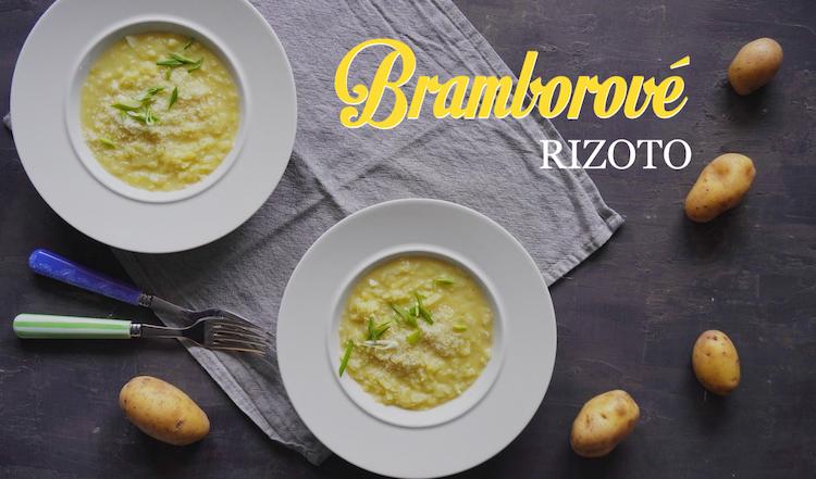bramborové rizoto