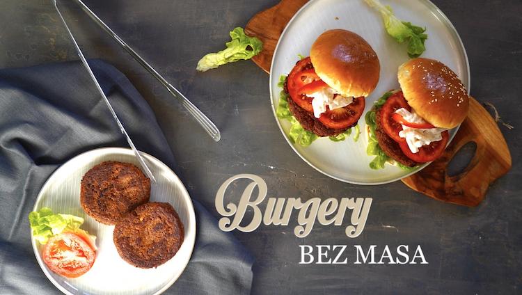 vegetariánský burger