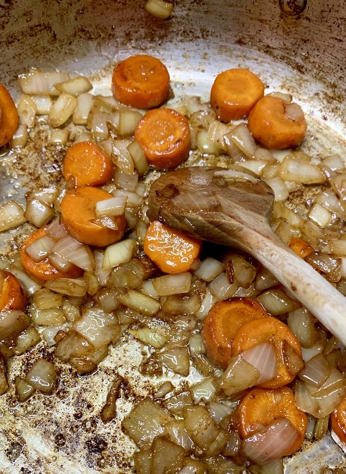 cibule s mrkví