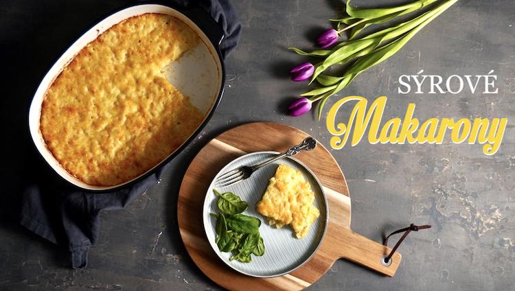 makarony se sýrem