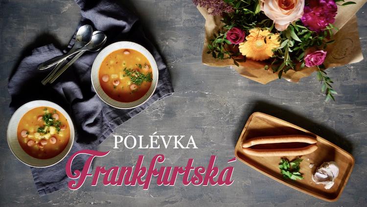 frankfurtská polévka